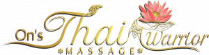 On's Thai Warrior Massage Logo