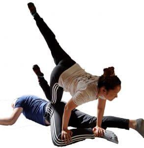 Thai WarriorMassage (Yoga)